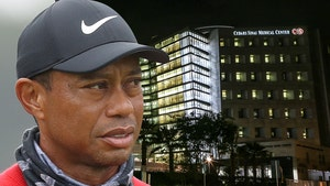 Tiger Woods Transferred to Cedars-Sinai, Praised by UCLA Medical Team