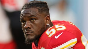 NFL's Frank Clark Charged W/ Felony After Allegedly Illegally Carrying Gun