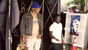 Russell Westbrook All Smiles With Kevin Hart In L.A. After Lakers Trade