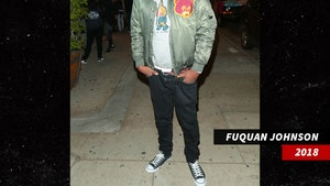 Comedian Fuquan Johnson Among 3 Dead After Suspected OD, 4th Hospitalized