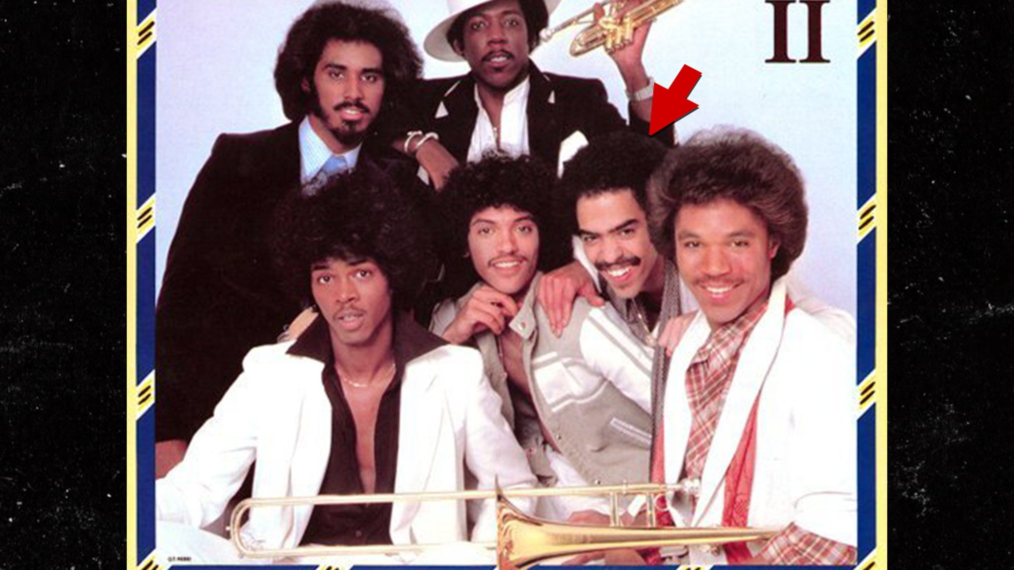 Tommy DeBarge from R&B Band Switch Dead at 64