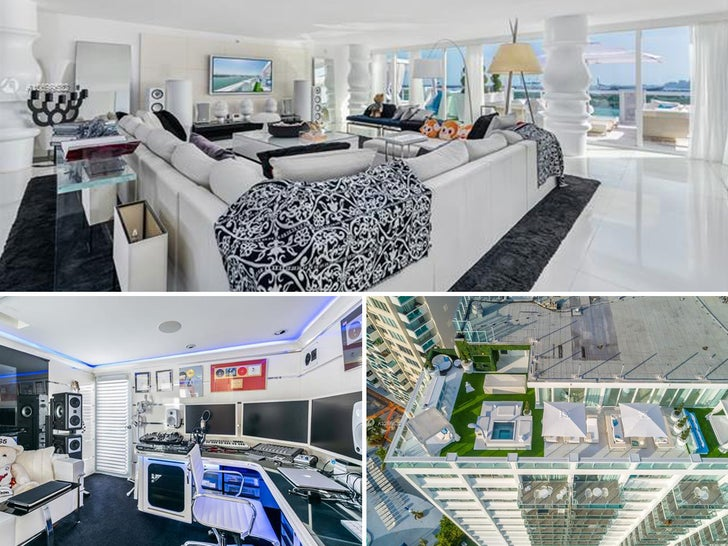 Craig David Selling His Miami Penthouse
