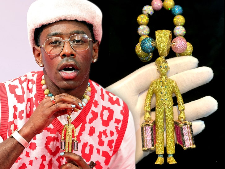 Tyler the Creator necklace