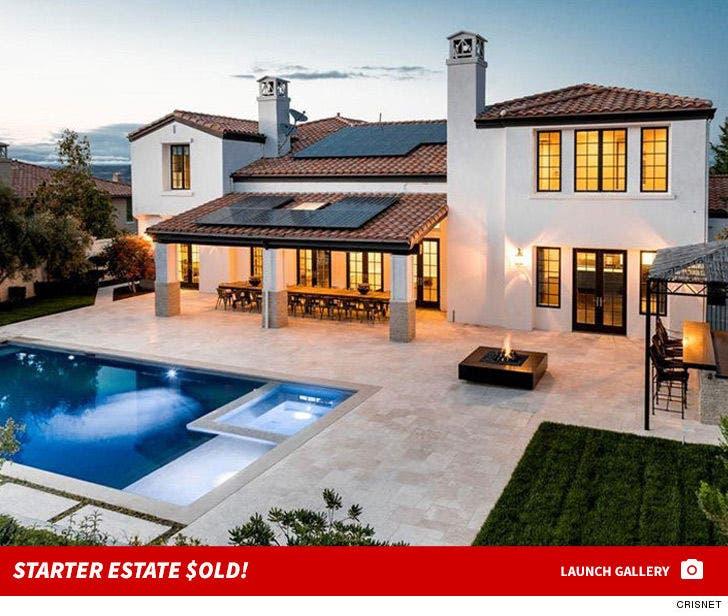 Kylie Jenner's Calabasas Starter Home