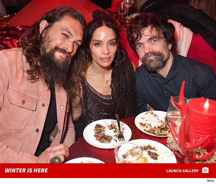 'Game of Thrones' Season 8 Premiere in New York
