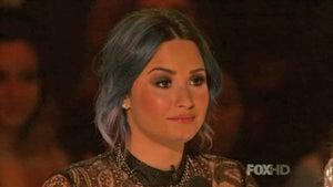 Demi Lovato -- How Dare 'X Factor' Joke About My Drinking Problem