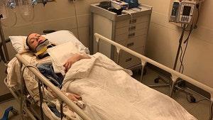 Boston Marathon Bombing Survivor Adrianne Haslet Hit By Car, Hospitalized