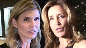Lori Loughlin More Likely to Cop a Plea in Wake of Felicity Huffman Sentence
