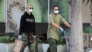 Heidi Klum's Husband Goes Shopping After Being Tested For Coronavirus