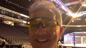 UFC Announcer Bruce Buffer Says UFC 249 Raging Success