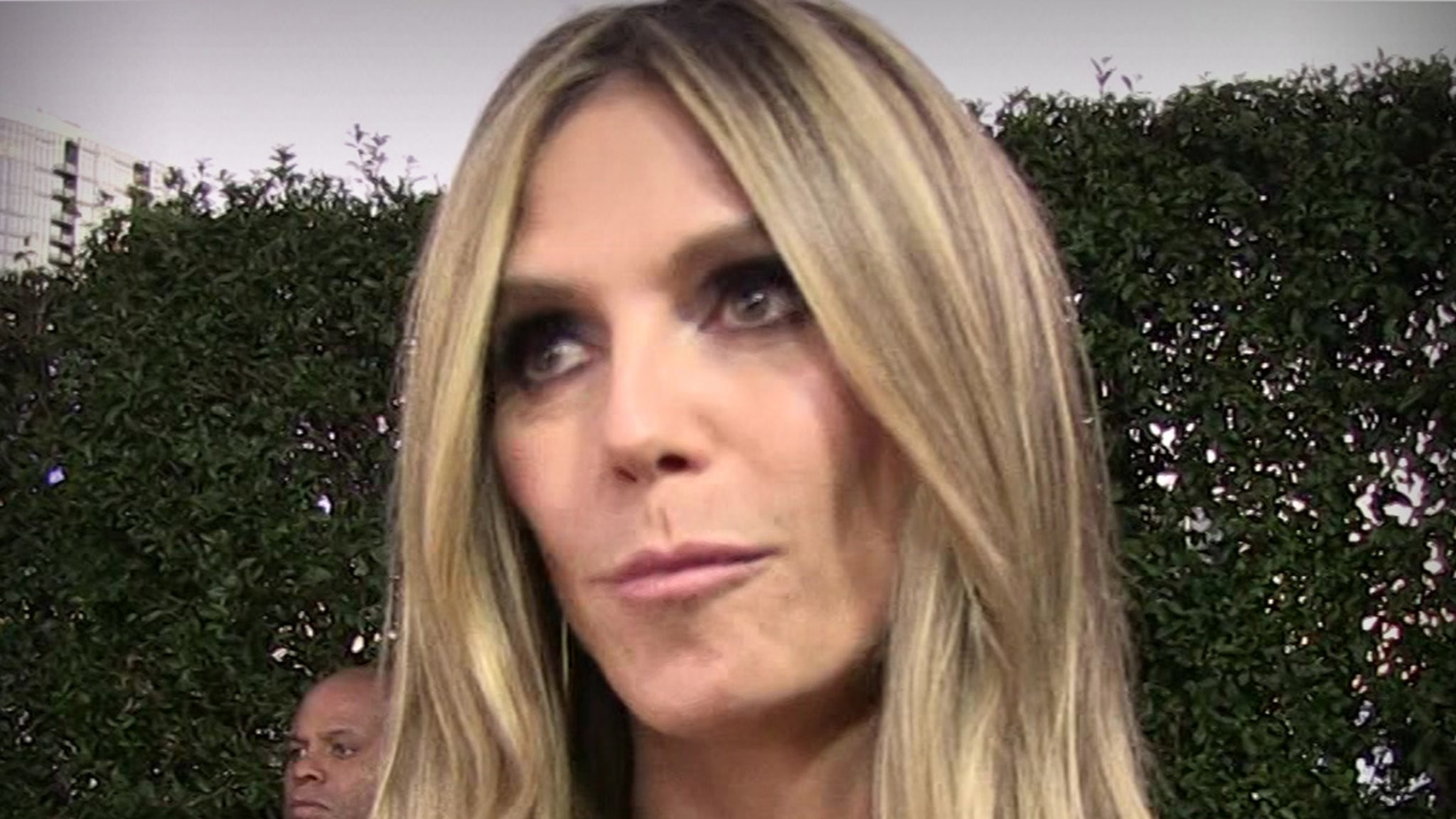 Heidi Klum Gets Scary Home Visit After Man Pounds on Her Door