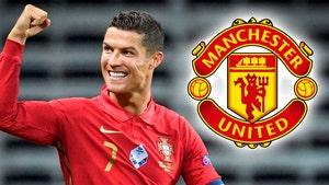 Cristiano Ronaldo Fired Up For Man U Return, 'I'm Back Where I Belong!'