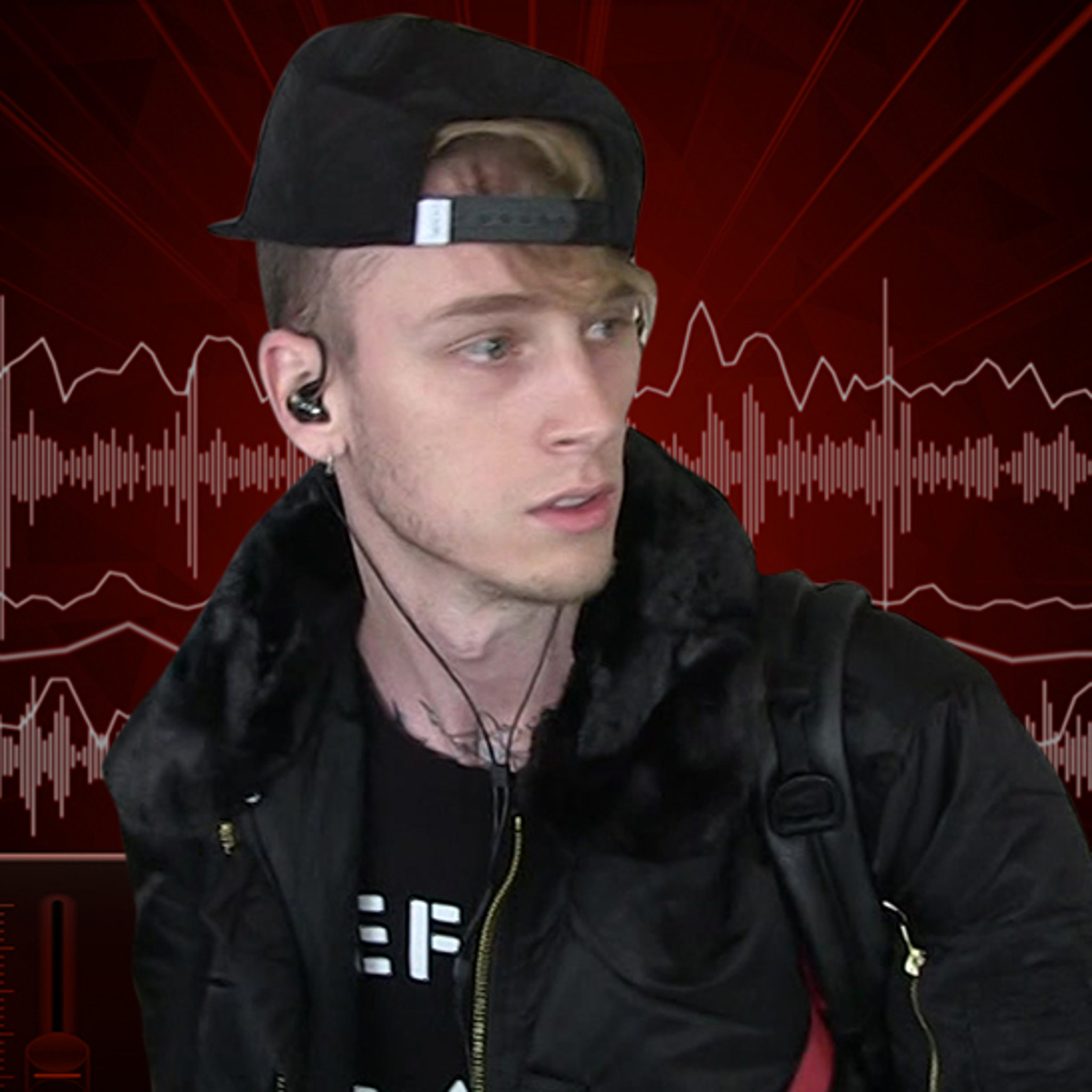 Machine Gun Kelly S Crew Just Jumped This Man 911 Call Released
