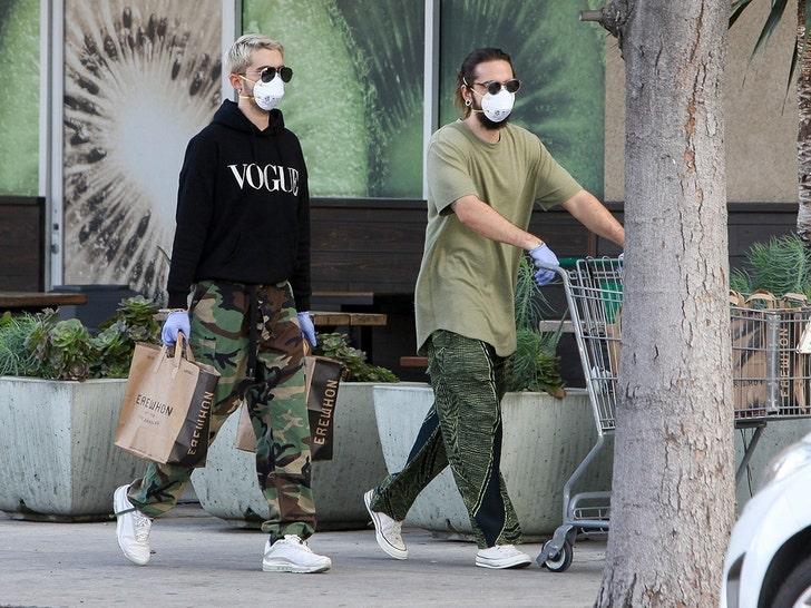 Sick Heidi Klum Says She's Been Unable To Get Coronavirus Test