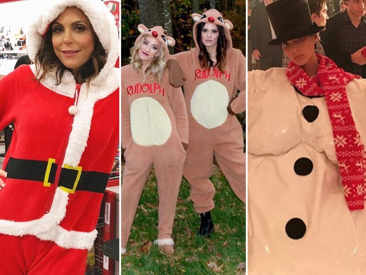 Decorate for celebrities ready for Christmas