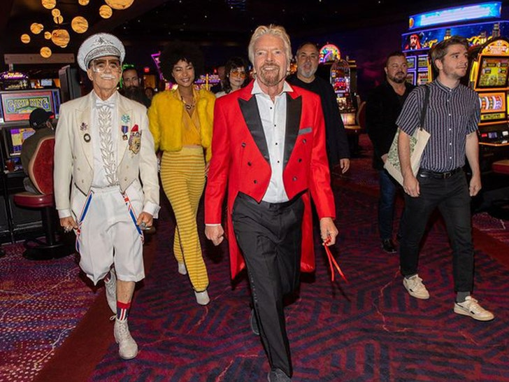 Richard Branson Not Focused on Space Trip, All About Vegas Hotel Opening.jpg