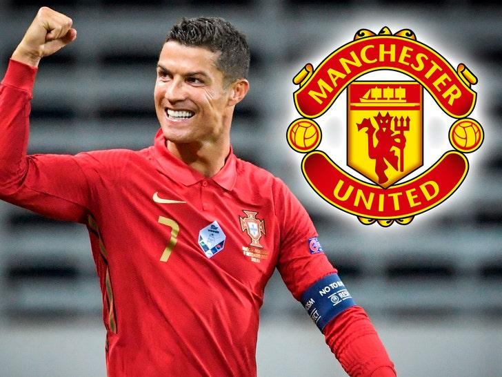 Cristiano Ronaldo Fired Up For Man U Return, 'I'm Back Where I Belong!'.jpg
