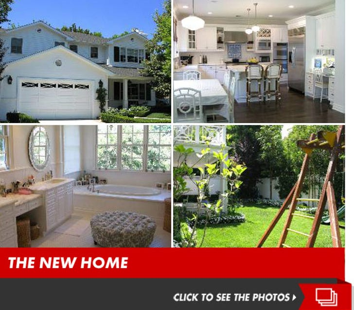 Oliver Hudson's New House -- Thanks to Goldie Hawn!