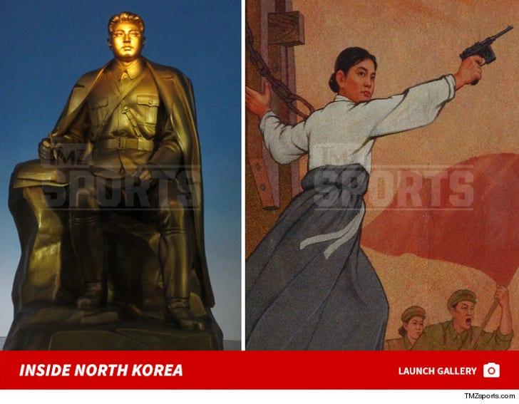 Inside North Korea Gallery