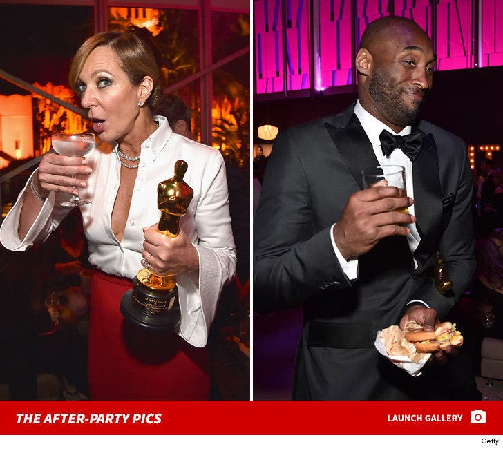 Inside Vanity Fair's Oscars After-Party