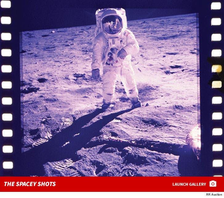 Apollo 11 Film Roll -- Spacey Shots