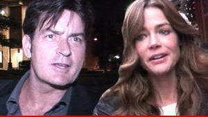Charlie Sheen to Denise Richards: Get Ready For a HUGE Pay Cut!
