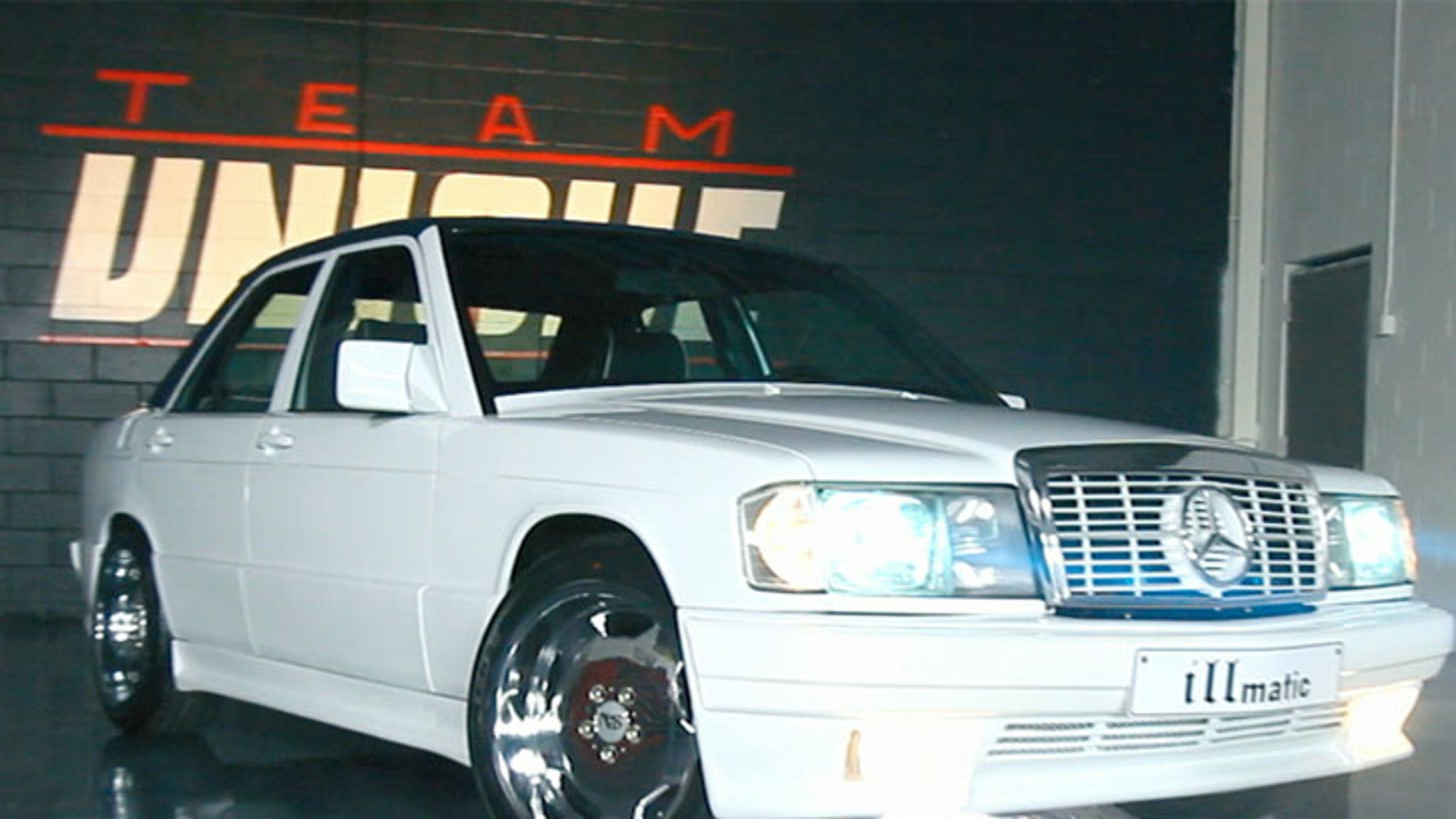 bca0fc53 Nas Finally Lands His Dream Car, A 1988 Mercedes-Benz