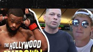 Tyron Woodley to Logan Paul, 'You Ain't Gonna Beat CM Punk'