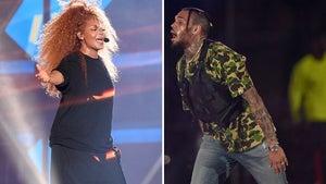 Janet Jackson, Chris Brown, 50 Cent Perform Concert in Saudi Arabia