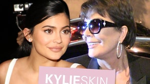 Kylie and Kris Jenner Donate Hand Sanitizer to Coronavirus Hospitals
