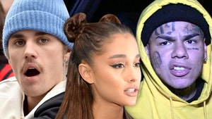 Ariana Grande, Justin Bieber Deny Tekashi's Claim They Bought Way to Billboard #1