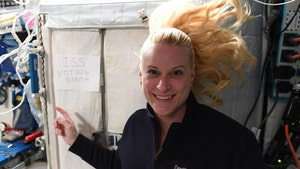 NASA Astronaut Kate Rubins Votes From Space