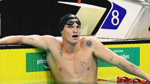 Cody Simpson Finishes Last In Olympic Swim Trials Final, Gunning For 2024 Games