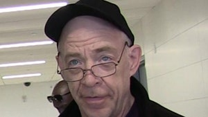 J.K. Simmons' L.A. Area Home Hit by Burglar, LAPD Investigating
