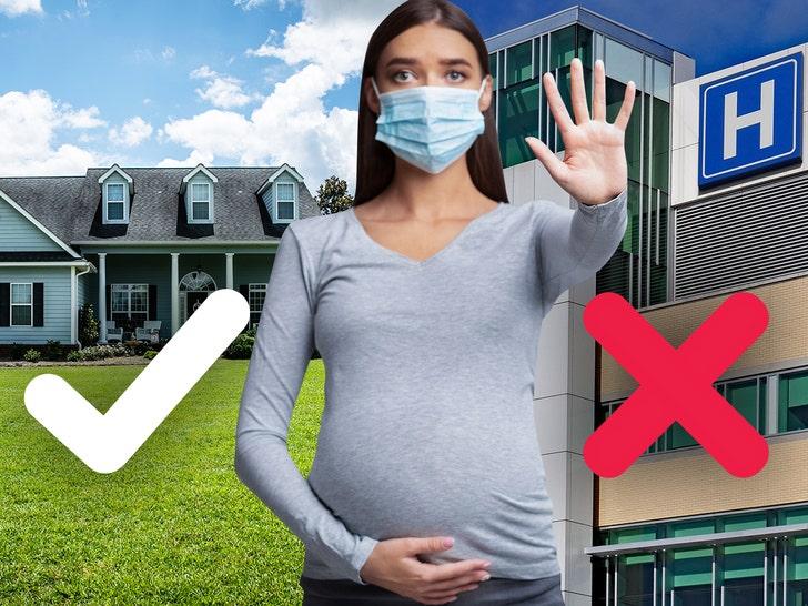 Coronavirus Has Pregnant Women Seeking Out-of-Hospital Births, Midwives - EpicNews