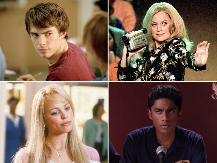 'Mean Girls' Cast -- 'Memba Them?!