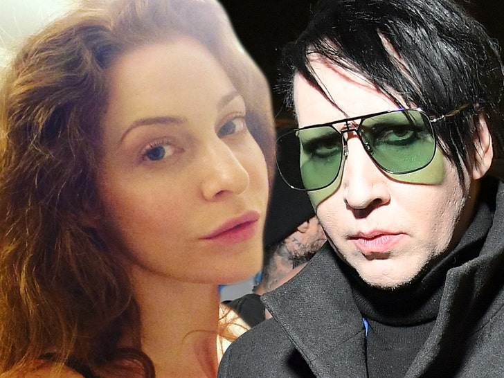 Cops Want Convo with Esme Bianco About Marilyn Manson Sexual Assault Claims - TMZ