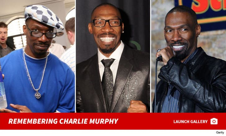 Remembering Charlie Murphy