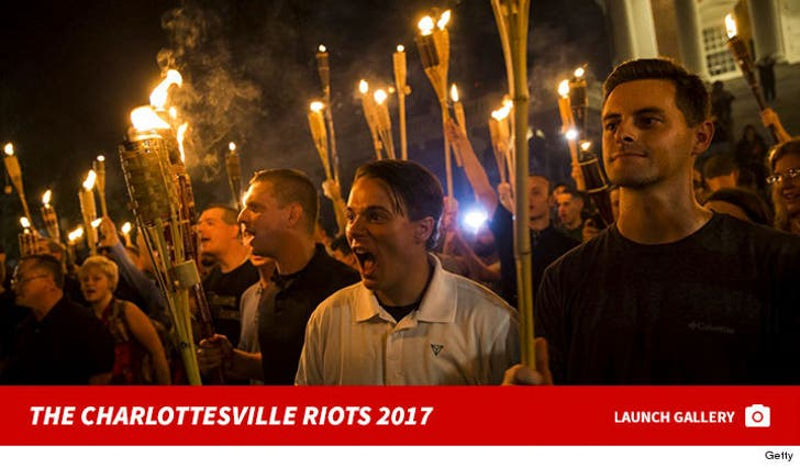 The Charlottesville Riots 2017