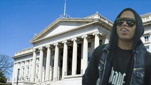 Chris Brown -- U.S. Gov't Could Crack Assault Caper