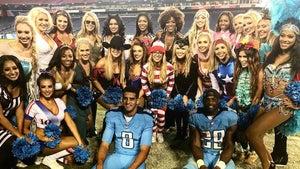 Dallas Cowboys Cheerleaders BIKINI SEASON For Tropical