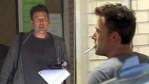 Ben Affleck Filming Again After Halloween Sobriety Setback