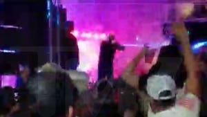 Tech N9ne Performs at a Packed Concert at Lake Ozark, MO