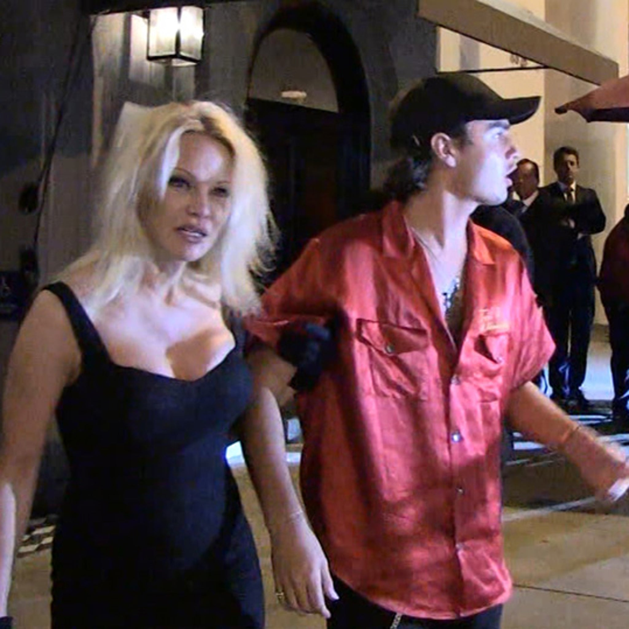 246ee6881 Pamela Anderson's Son Brandon Lee, 'I Love My Dad'