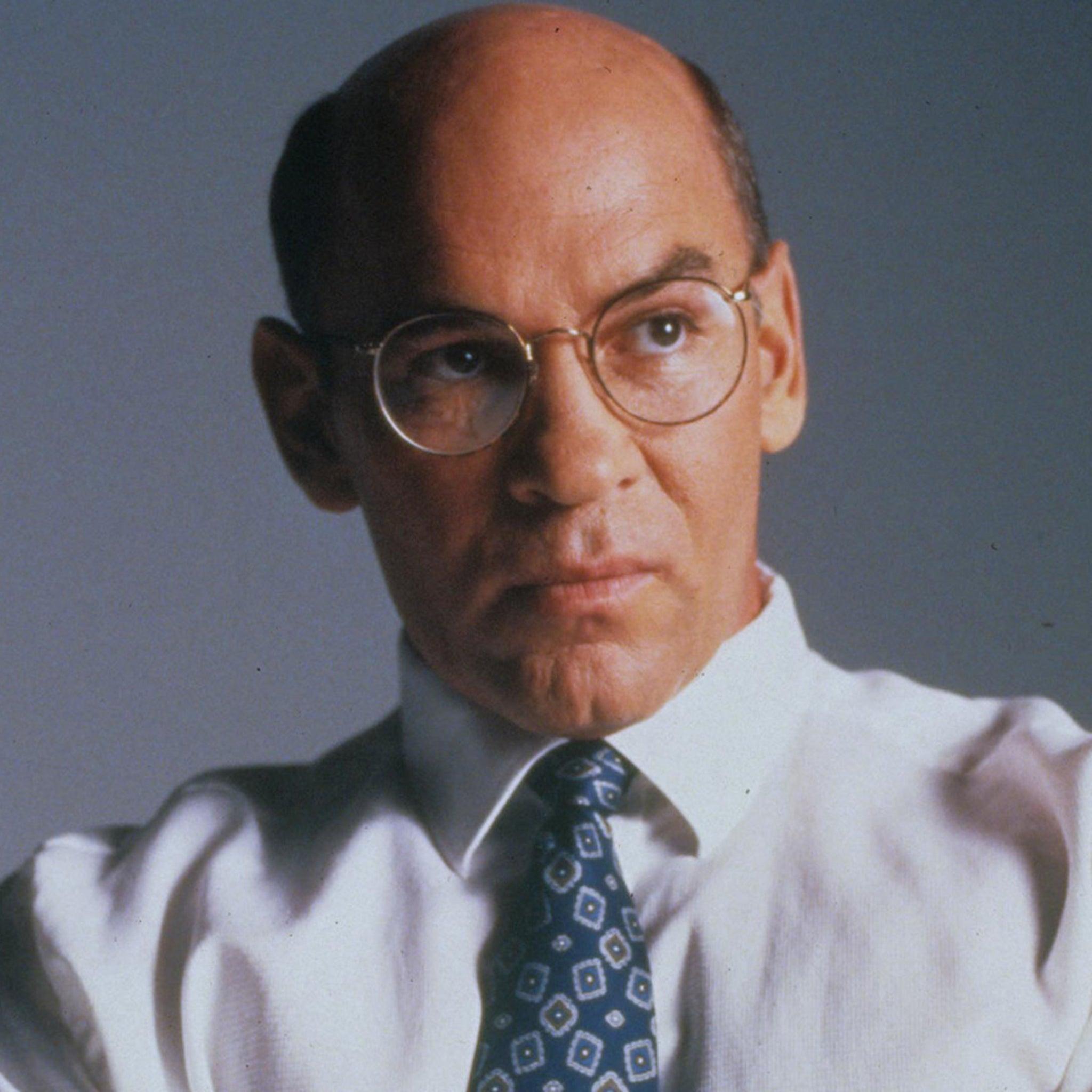Walter Skinner on 'X-Files' 'Memba Him?!