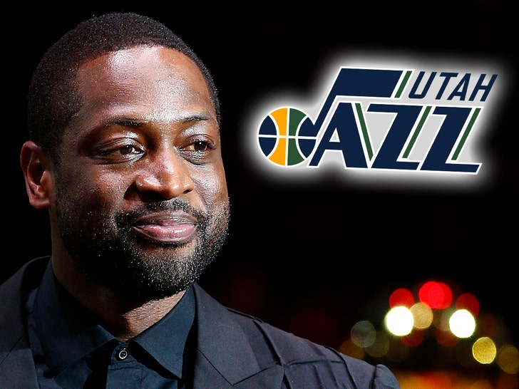 Dwyane Wade Becomes Part Owner Of Utah Jazz, Will Have 'Active' Role With Team.jpg