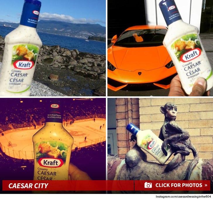 Caesar In The City -- See Instagram's Kraftiest Account