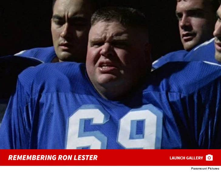 Ron Lester -- Through the Years