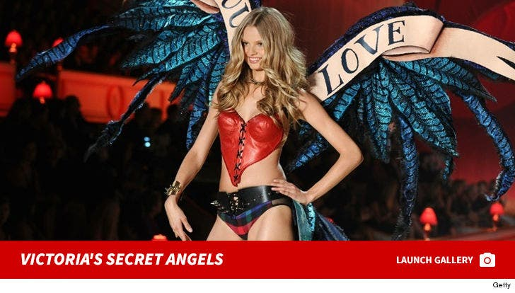 Hottest Victoria's Secret Angels -- Through the Years