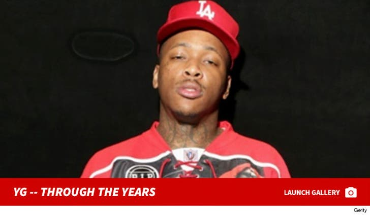 YG -- Through The Years